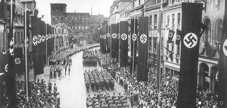 Bilder NS-Zeit in Trier
